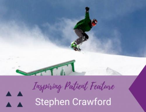 Inspiring Patient Feature: Steven Crawford