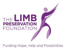 Logo for a nonprofit that helps amputees and people with limb challenges