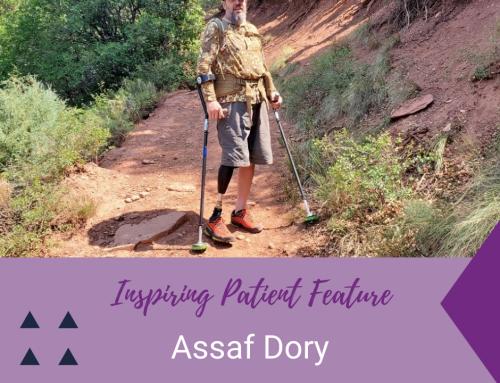 Inspiring Patient Feature: Assaf Dory