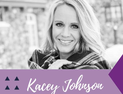 Join the Club- Kacey Johnson